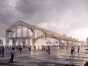 Галерея и зал за 600 млн. Представлен новый проект использования пакгаузов на Стрелке