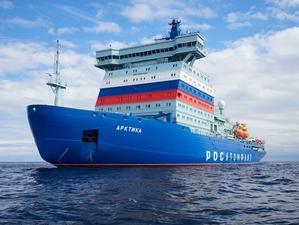 Нижегородские реакторы заработали на Крайнем севере. Ледокол «Арктика» — в составе флота