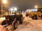 Челябинские дорожники не успевают подготовиться к снегопаду