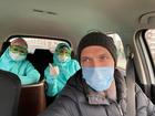 Сын ресторатора Владимира Владимирова стал бесплатно возить врачей на работу