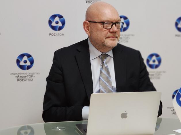 Николай Пегин, председатель совета директоров УК «Атом-ТОР»