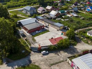 Действующую производственно-складскую базу продают в Пашино за 25 миллионов