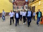 «Перестроим в торговый центр». Началась реконструкция Мытного рынка в Нижнем Новгороде