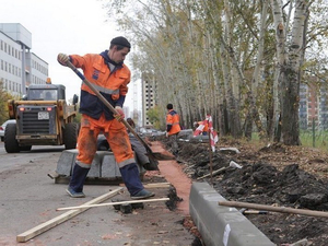 На инфраструктуру Красноярска потратят 11 млрд рублей