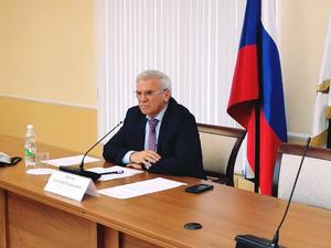 Евгений Люлин стал спикером Заксобрания Нижегородской области. В третий раз