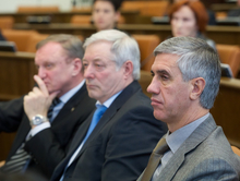 Имущество Анатолия Быкова арестовано
