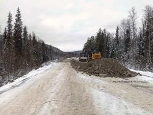 В Северо-Енисейском районе отремонтируют участок дороги за 450 миллионов рублей
