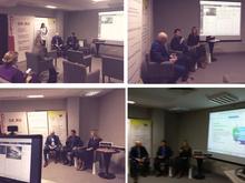 29 октября 2020 состоялось онлайн заседание на тему: «Мотивация сотрудников на «удаленке»