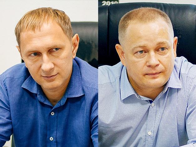 Максим Ситников и Денис Румянцев