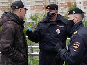 Около 10 млн руб. получил в октябре свердловский бюджет от штрафов за нарушения карантина