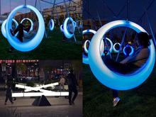 Инсталляции, качели и звездный свет: как изменится Центральный район к Новому году