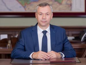 Андрей Травников «упал» во всероссийском рейтинге губернаторов
