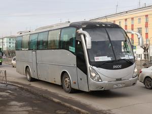 Автобусные рейсы в Железногорск частично возобновятся уже завтра