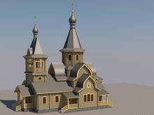 Новый храм построят в Заельцовском районе Новосибирска