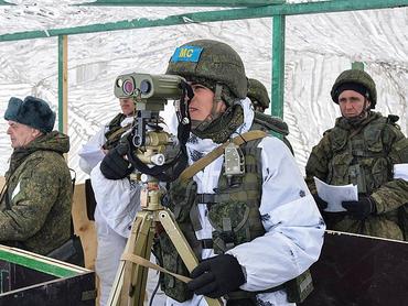 Путин, Алиев и Пашинян решили закончить войну в Карабахе. В регион введут миротворцев