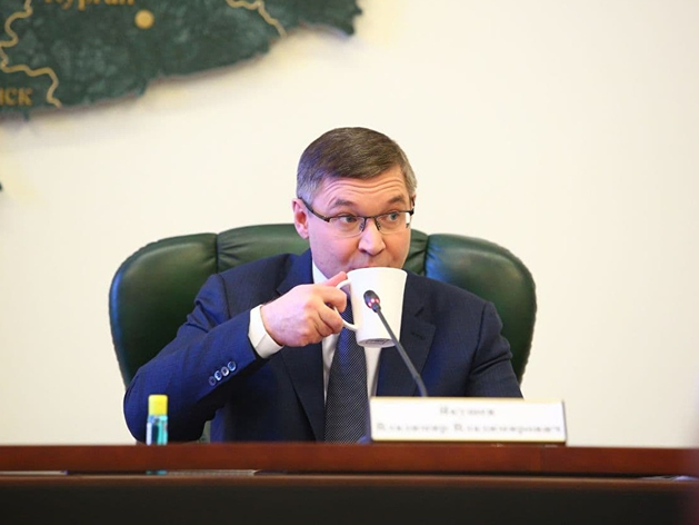 Владимир Якушев на пресс-конференции