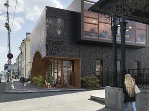 Архитекторы согласовали стройку небольшого ТЦ рядом с «Мытным двором»
