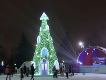 На Театральной площади Красноярска не будет новогодней елки