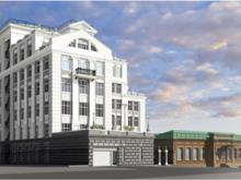 «Гараж-С» не сможет построить элитный дом у здания земской школы