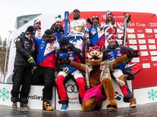 Открытие нового сезона на горнолыжном курорте «Солнечная долина»