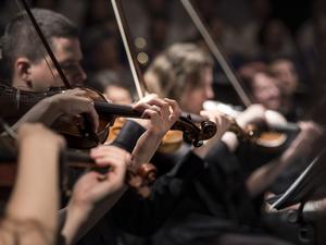 Концерт классической музыки в Галерее вкуса «Парк Культуры»