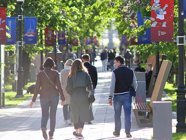 В 2020 году Свердловскую область посетило в 2,5 раза больше гостей, чем годом ранее
