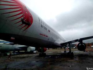 Пассажирский Boeing 757 выставили на продажу на Авито