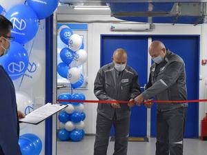 Для строителей «Серного проекта» в Норильске открыли современное общежитие