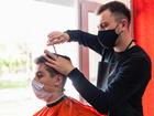 Мужской клуб, парикмахерские и цветочный магазин закроют за нарушение «ковидного» режима