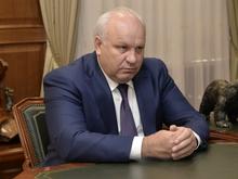 Экс-главу Хакасии Виктора Зимина похоронят в Красноярском крае