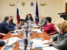 Ямальские депутаты встретились с губернатором