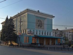 Аукцион на освещение кинотеатра Пушкина в Челябинске приостановлен