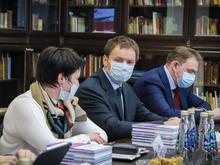 Из мэрии в образование. Виктор Сдобняков возглавил Мининский университет