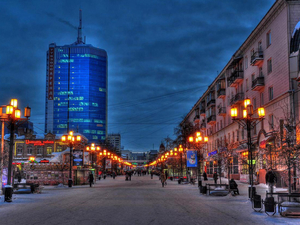 За год в Челябинске обновили 37 общественных пространств