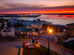 Блогер Варламов назвал улицу в Нижнем Новгороде одной из самых красивых в России