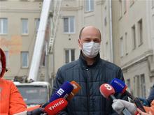 В Красноярске проверили ход исполнения программы капремонтов МКД