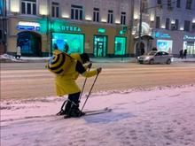 Красноярск занял первое место в Сибири по спросу на курьеров после Омска