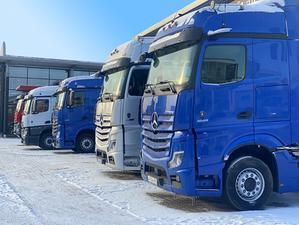 Орион представил магистральный тягач нового поколения