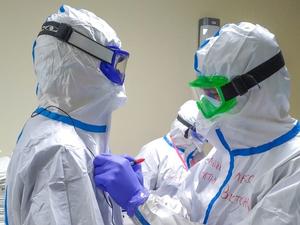 Давид Мелик-Гусейнов попросил медиков из частных клиник помочь больницам в борьбе с COVID