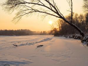 Солнечно и холодно будет в Новосибирске в течение недели