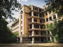 МУГИСО передумало продавать заброшенную больницу в Зеленой роще