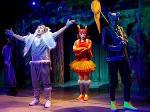Красноярский музыкальный театр раскроет детям секрет храбрости