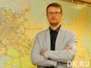 Николай Рябков: Комплексные решения по обслуживанию танк-контейнерного парка в России