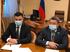 Спикеры парламентов УрФО обменялись опытом работы в современных условиях