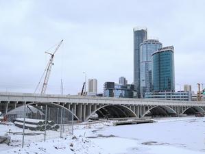 Макаровский мост может открыться уже в 2021 году