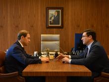 Денис Мантуров и Глеб Никитин обсудили реализацию промышленных нацпроектов