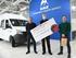 «ГАЗ-Восточный Ветер» наградил победителей розыгрыша, приуроченного к «Человеку года»