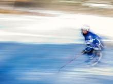 Новую ледовую арену в Новосибирске сдадут раньше срока