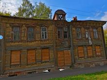 Опасно для жизни. Восемь домов в Нижнем Новгороде находятся под угрозой обрушения
