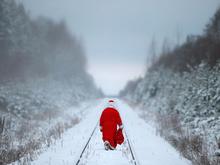 Красноярск ожидает холодная и снежная неделя